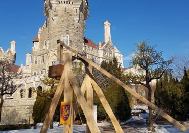 Our New Trebuchet