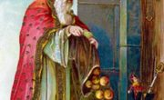 Santa Saint Nicholas Medieval